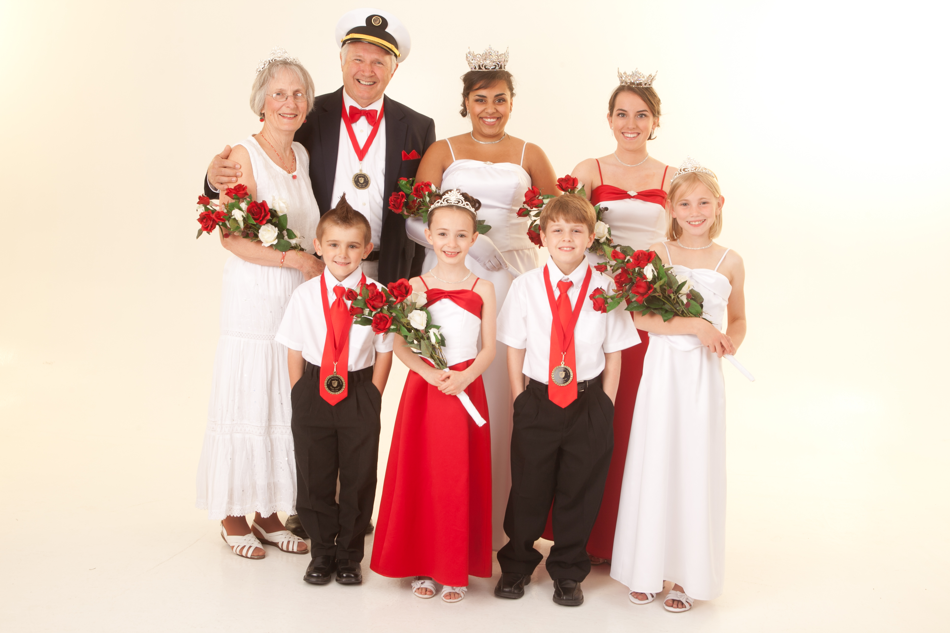 2010-2011 Royal Family photo
